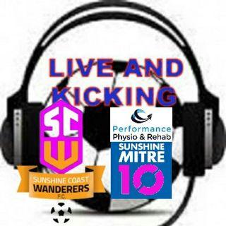 SUNDAY FOOTBALL N.P.L.W. WANDERETTES V SOUTHS U17 AND SENIOR LADIES LIVE