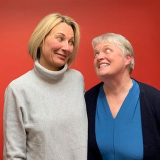 EGG Talks To Podcast - Episode 13 with Lynne McNicoll OBE