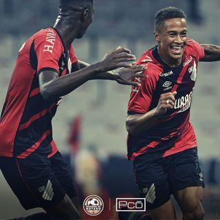 #088 - Athletico vence o Coritiba por 2x1 com GOLAÇO de Vitinho