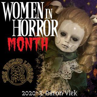"TWL WIHM 2020-3: ""The Baron of Bourbon Street"", by Aaron Vlek"