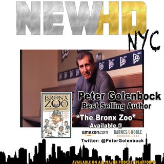 Episode 17 - Peter Golenbock (Best Selling Author)