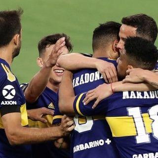 Boca quedó a un paso de la clasificación a la Fase Campeonato