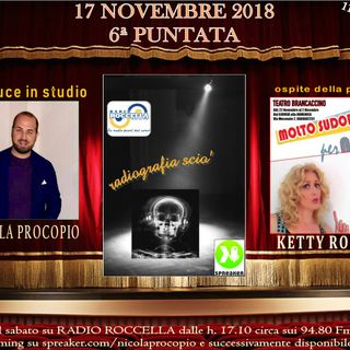 Radiografia Scio' - N.06 del 17-11-2018