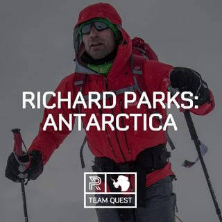 Coming Soon - Richard Parks: Antarctica