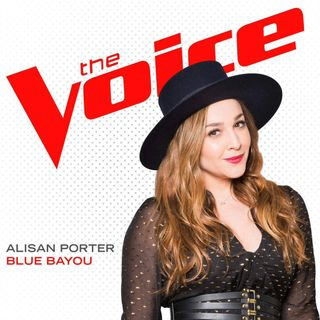 Alisan Porter From NBC's The Voice