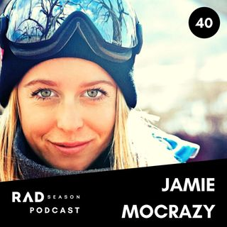 Life after an Unexpected Trauma | Jamie MoCrazy (#40)