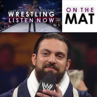 On The Mat Wrestling Show with Giancarlo Aulino April 17