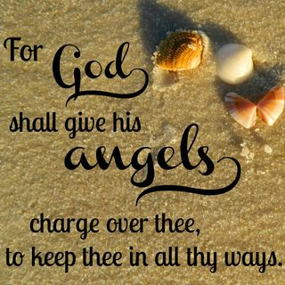 Charge Over Thee-Psalm 91:11
