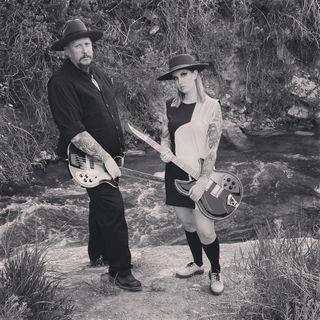 Foreseeing Fools - husband-wife duo, Jimbob and CC