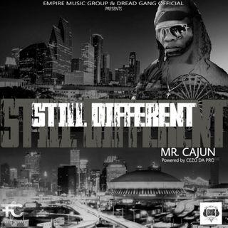 Mr. Cajun Still Different Mixape Playback Carli N Melo Hi interview