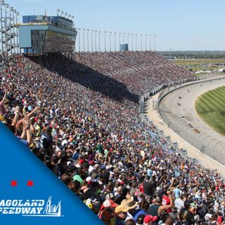 Off the Track: Scott Paddock from Chicagoland Speedway
