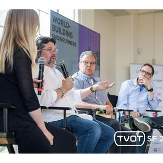 Radio [itvt]: Showrunner Panel at TVOT SF 2017