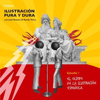 EPISODIO 1: El Olimpo de la ilustración española
