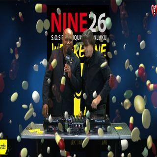 Volksgangster Steve Brown aka DJ Amsterdam-Noir & The Boss openen #ADE2019