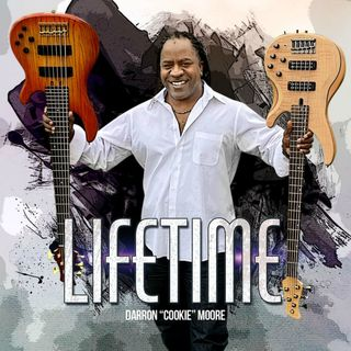 A Journey in music with  Recording Artist Darron Cookie Moore