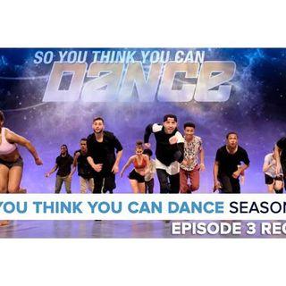 So You Think You Can Dance Season 14   Episode 3 Recap