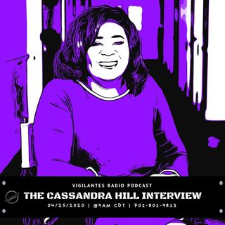 The Cassandra Hill Interview.