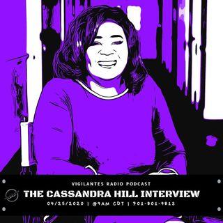 The Cassandra Hill Interview.