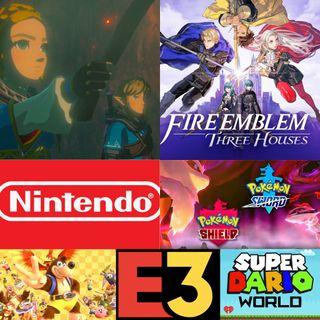 SDW Ep. 44: E3 Day 2 - Nintendo