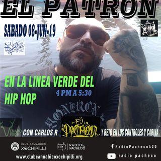 """""""El Patron"""" La Linea Verde... Prog 13"""