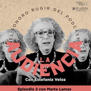 México FEMINISTA - MARTA LAMAS