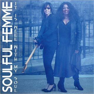 Soulful Femme Pitsburgh based blues duo