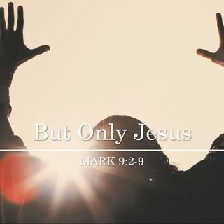 Follow Me - But Only Jesus