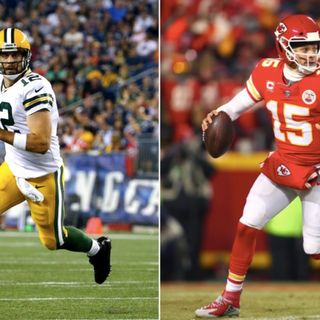 TGT NFL Show: Do the Packers and Titans have a legit chance? Ranking the Quarterbacks left in Playoffs and more