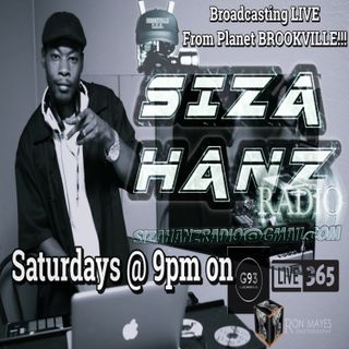 Siza Hanz Radio episode 12
