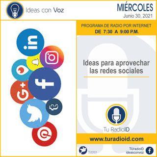 Ideas para aprovechar las redes sociales
