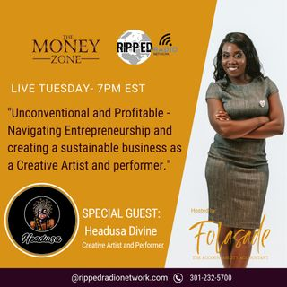 Unconventional and Profitable Navigating Entrepreneurship and creating a sustainable business