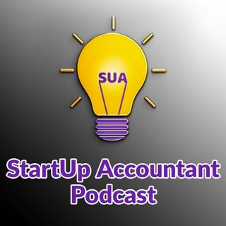 The Startup Accountant Podcast - Episode 01