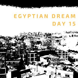 05 Jul: Egyptian Dream - Day 15- AFCON last 16 & we visit Garbage City