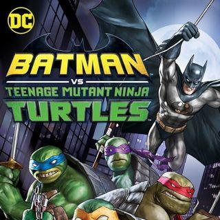 Comic Stripped: Batman /vs Teenage Mutant Ninja Turtles