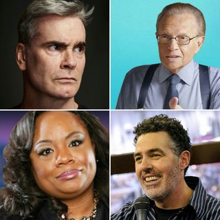 #203 - Larry King, Henry Rollins, Adam Carolla, Ms Pat! The Best Of TLG