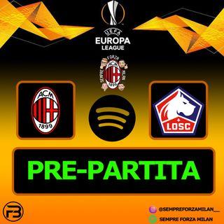 PRE-PARTITA | MILAN-LILLE