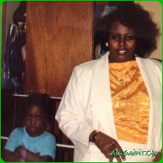 Donna Theresa & Me #ashsaidit