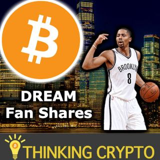 BITCOIN & CRYPTO Ushering in the TOKEN ECONOMY - NBA Spencer Dimwiddie Contract Tokenization