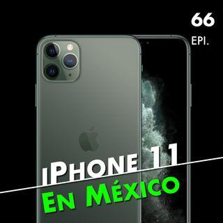 iPhone 11 en México: todo lo que tienes que saber.