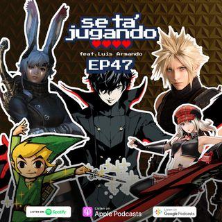 Música pa juegos Ft. Luis Armando Rivera - Ep. 47