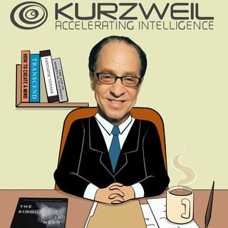 DB 059: Inventor Ray Kurzweil Gazes Into The Future