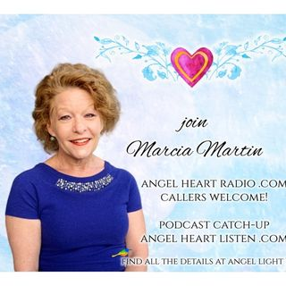 Manifesting From the Heart with Marcia Martin the Heart Healer