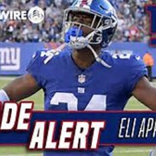 NYG TALK Ep. 453 Eli Apple Traded Who's Next