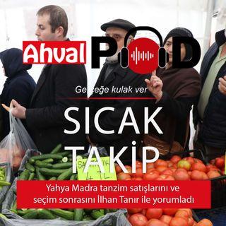 Yahya Madra: AKP gıda krizini mazaret göstererek seçim sonrası 'Şok Doktrini' uygulayabilir