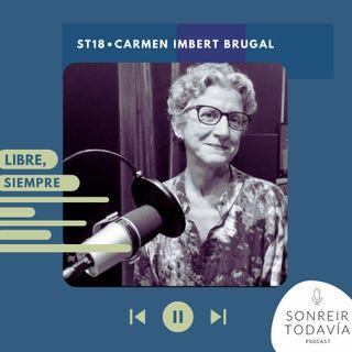 ST18 • Carmen Imbert Brugal: libre, siempre
