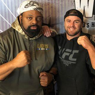 UFC's Cody Stamann
