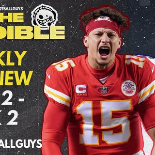 The Audible - Week 2 Preview part two - 2021 Fantasy Football
