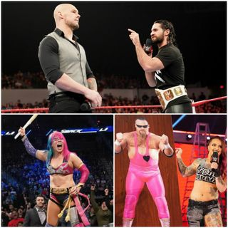 Ep 37 - Rollins vs. RAW