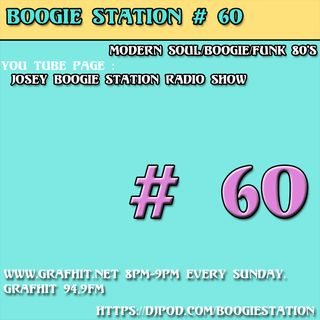 Boogie station show#18