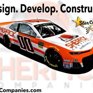 Sherfick Companies Car Picture Gallery at the 2021 Indy Brickyard 200